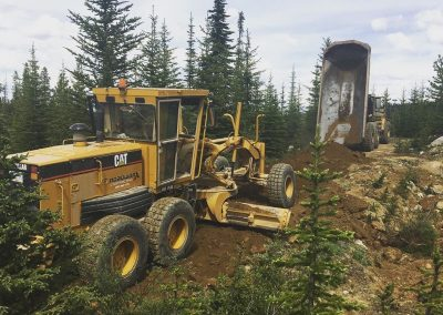Bigfoot Road Construction – Kelowna, BC