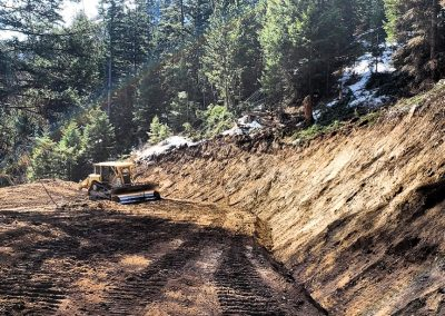 Bolivar Road Construction – Peachland, BC