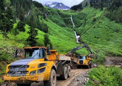 Nightmare Road Maintenance – Revelstoke, BC