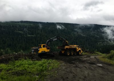 Paxton Road Reconstruction – Falkland, BC
