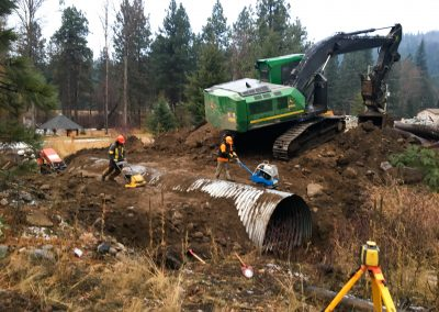 Hat Creek Road Culvert Replacement – Cache Creek, BC